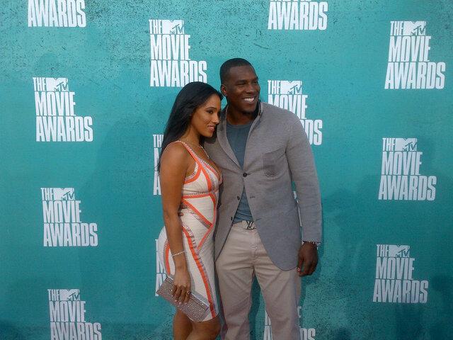 Desean Jackson Vs Antonio Gates 2012 Mtv Movies Awards