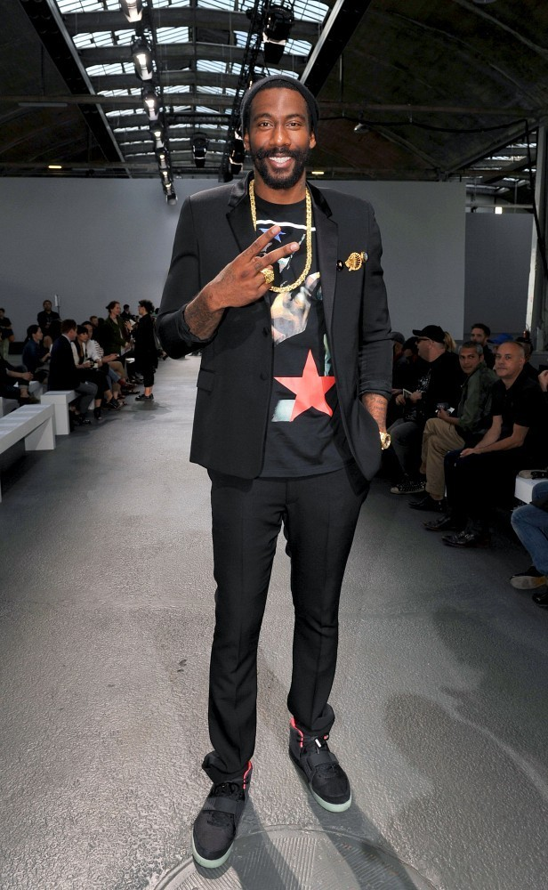 new york knicks amare stoudemire takes over 2012 paris