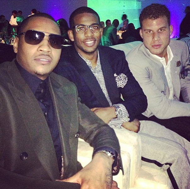 Carmelo-Anthony-Chris-paul-blake-griffin-all-star-weekend-2013-friday-night-fashion