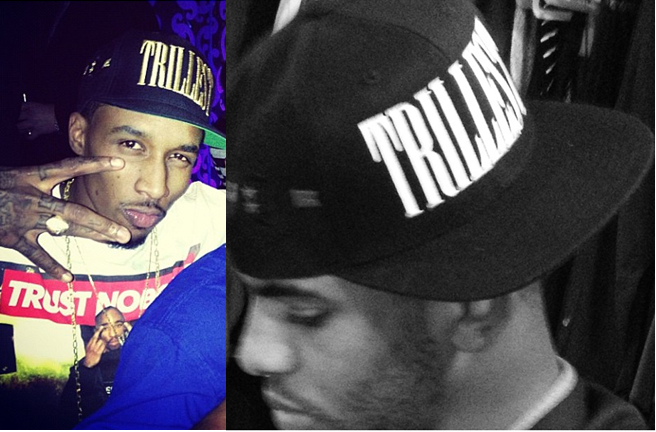 brandon-jennings-chris-paul-instagram-trillest-hat