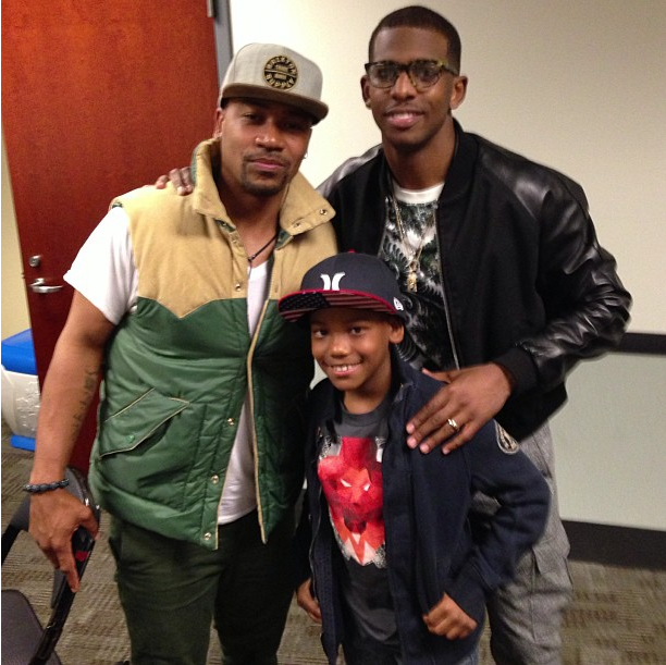 chris-paul-instagram-saint-laurent-leather-sleeve-varsity-jacket-2