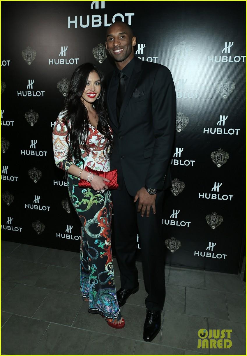 Hublot Celebrates New Brand Ambassador Kobe Bryant