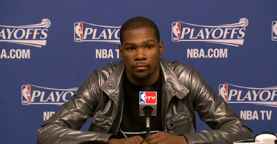 Basketball Star Kevin Durant Gives Us His Best Fashion