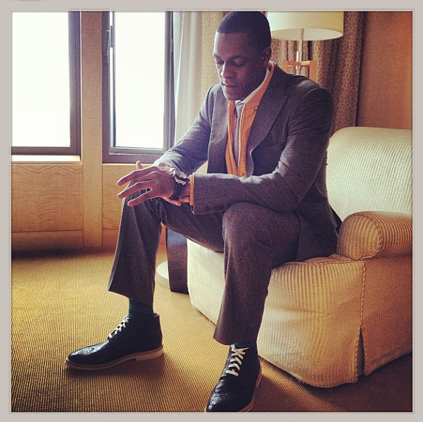 Rajon-rondo-2013-nba-playoffs-fashion-game-1-round-1-instagram