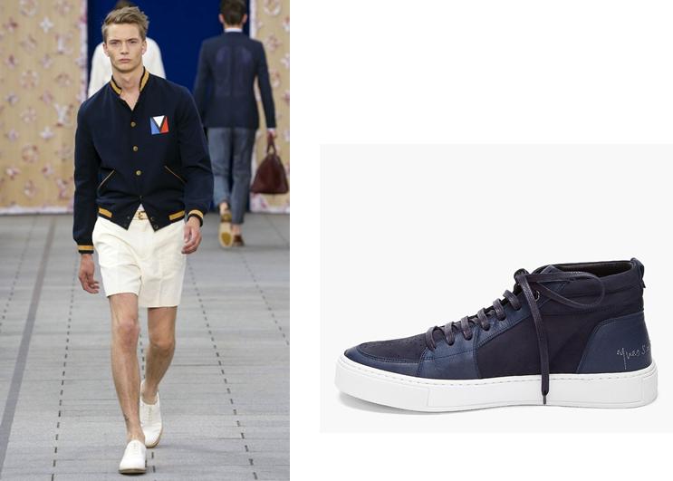 Reggie-Bush-hollywood-LV-jacket-YSL-Sneakers-3