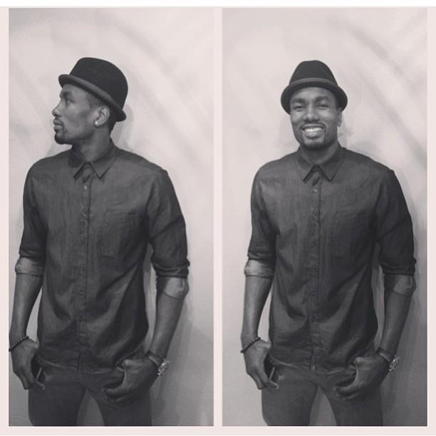 Serge-ibaka-instagram-fedora-hat