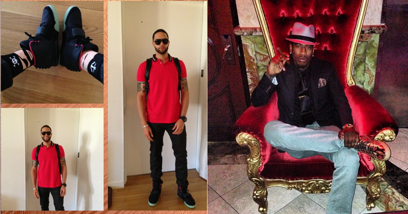 deron-williams-air-yeezy-2-iman-shumpert-instagram-suit