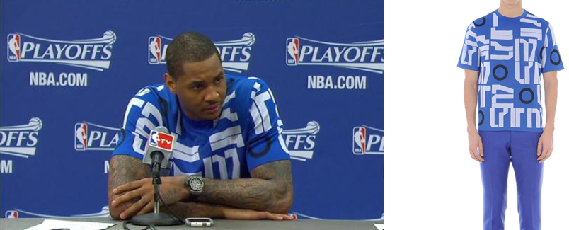 Carmelo-Anthony-2013-nba-playoffs-fashion-jil-sanders-sweater-game-6-round-2