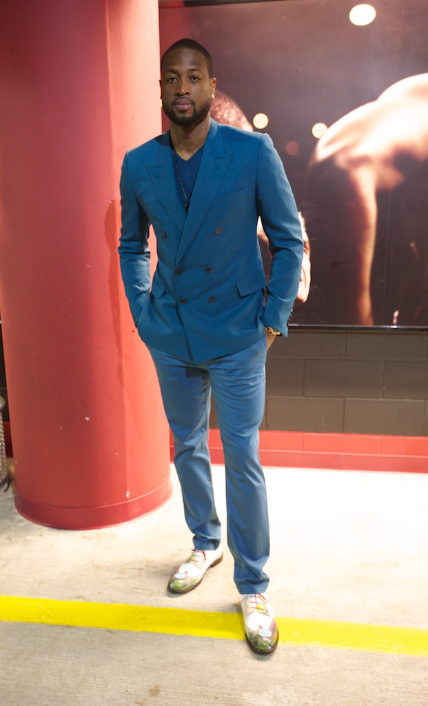 dwyane-wade-2013-nba-playoffs-fashion-game-1-ECF-lanvin-double-breasted-blazer-and-del-toro-shoes