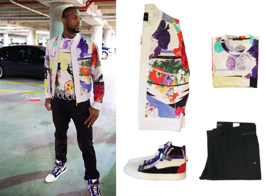 dwyane-wade-2013-nba-playoffs-versace-jacket-shirt-jeans-Giuseppe-sneakers-game-2-round-2-jacket