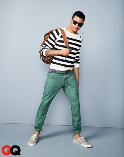 style from trey burke in gq magazine morethanstatscom