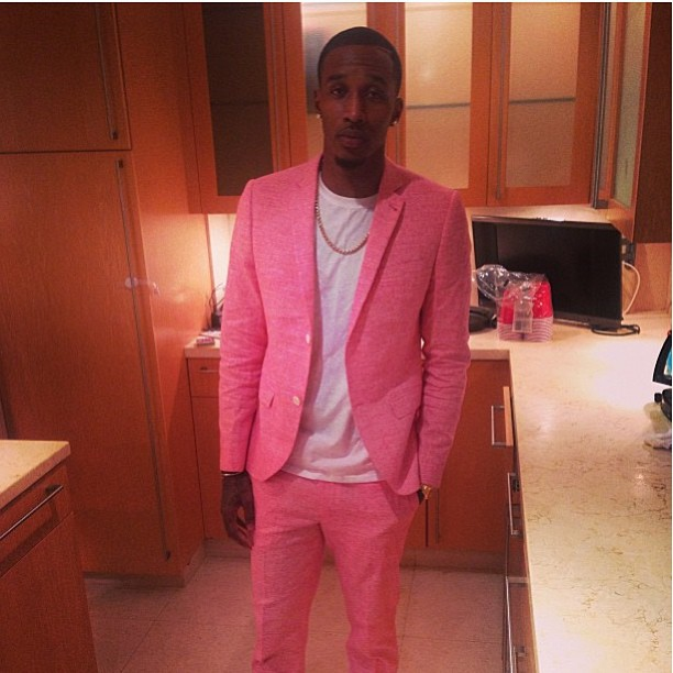 brandon-jennings-fashion-instagram-pink-suit