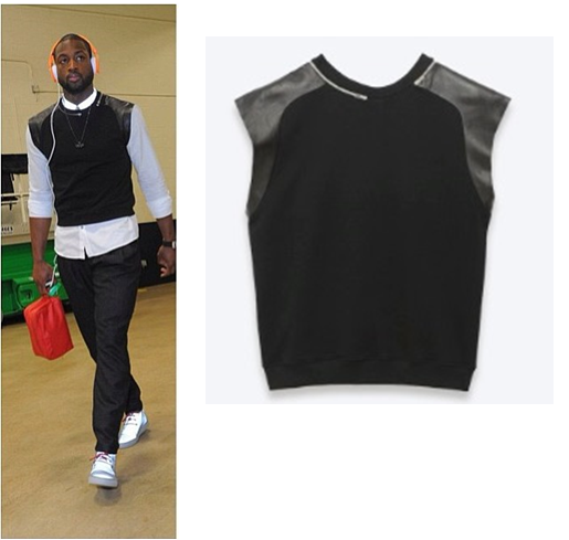 dwyane-wade-2013-nba-finals-game-5-ysl-saint-laurent-paris-men-sleeveless-sweatshirt-in-black-french-terrycloth-and-leather-style-fashion.-2