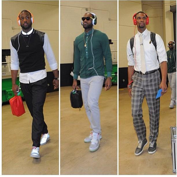 e7aa2e8992e NBA Fashion  2013 NBA FINALS GAME 5 Lebron James