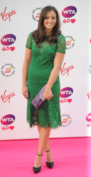Men S Fashion Amp Style From 2013 Wta Pre Wimbledon Party