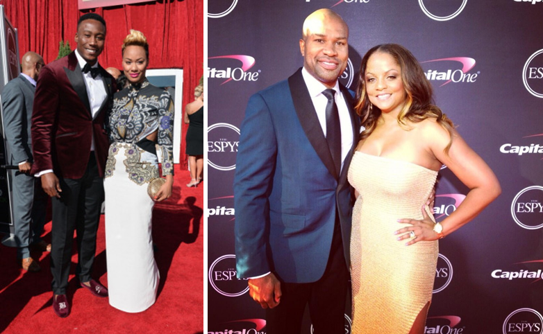 Brandon-Marshall-derek-fisher-2013-Espy-Espys-suit-fashion-style