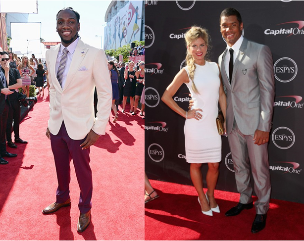 Kenneth-Faried-Russell-wilson-2013-espy-espys-suit-fashion-style