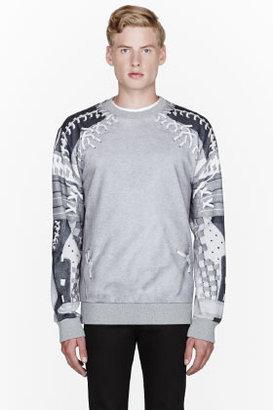 Lebron-James's-Mastros-Steakhouse-Givenchy-Grey-Football-Net-Sweatshirt-2