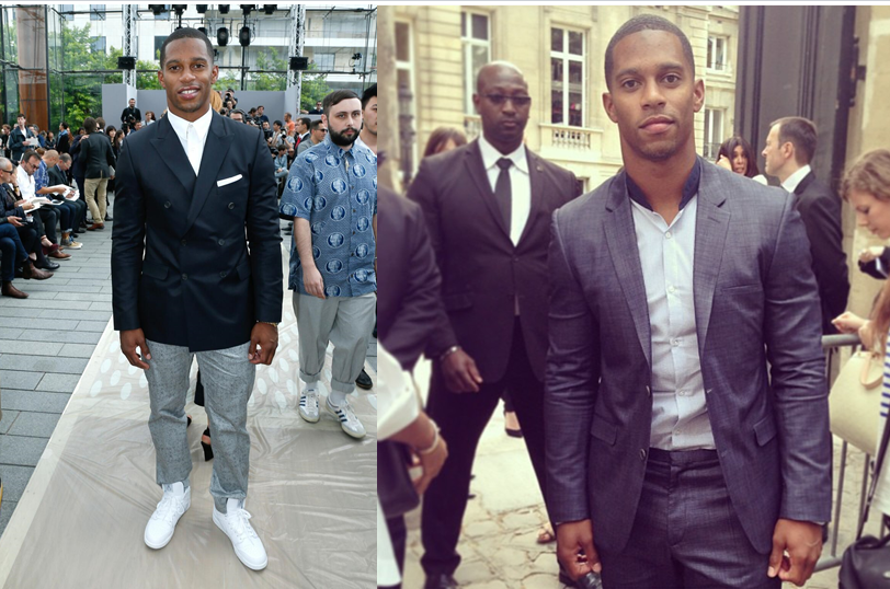 victor-cruz-fashion-suit-paris-fashion-week-menswear-louis-vuitton-spring-2014-valentino-show-spring-2014