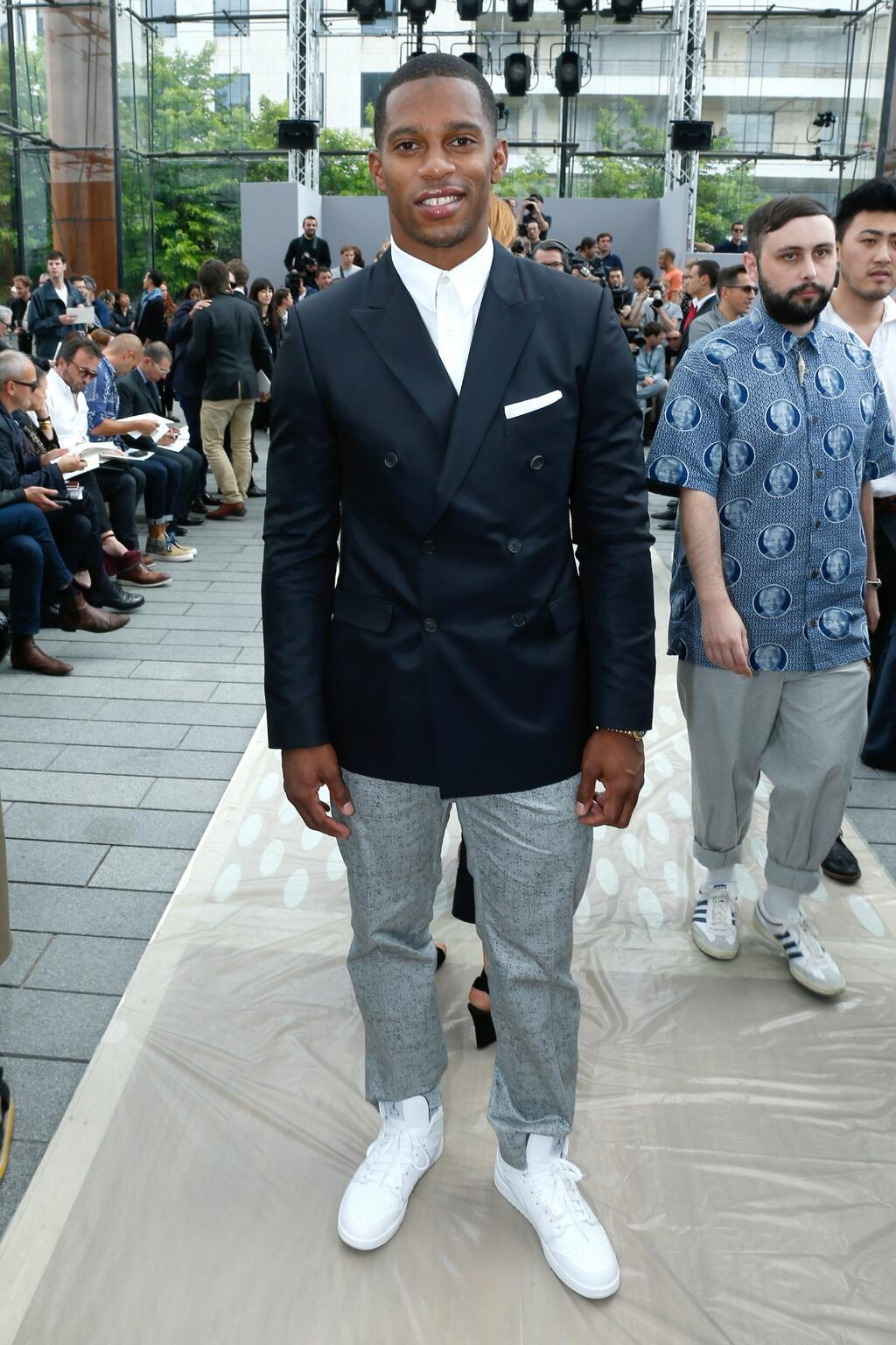 victor-cruz-paris-fashion-week-louis-vuitton-spring-2014