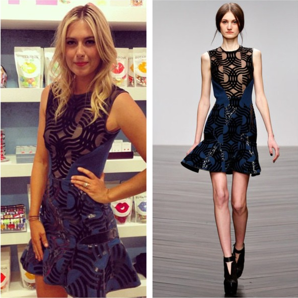 Maria-Sharapova-sugarpova-david-koma-fall-2013-dress-2