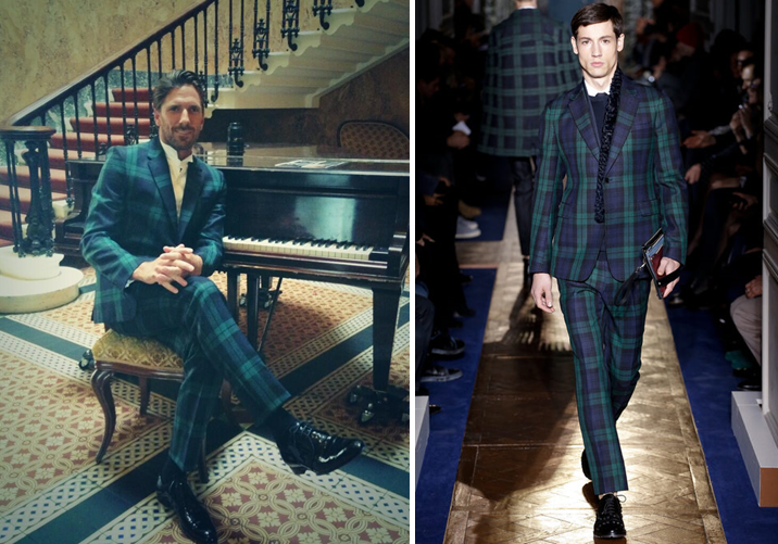 henrik-lundqvist-plaid-valentino-fall-2013-menswear-suit-2