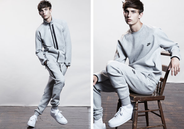 Hott Pick: NIKE Tech Fleece Collection
