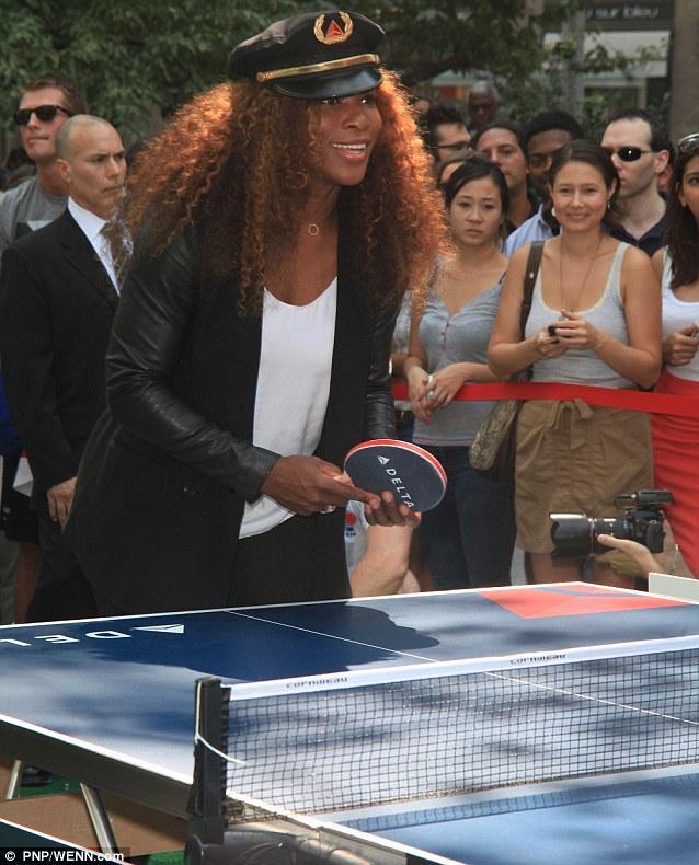 serena-williams-delta-airlines-table-tennis-event-fashion