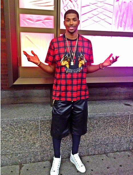 tristan-thompson-instagram-Givenchy-Twin-Doberman-T-shirt
