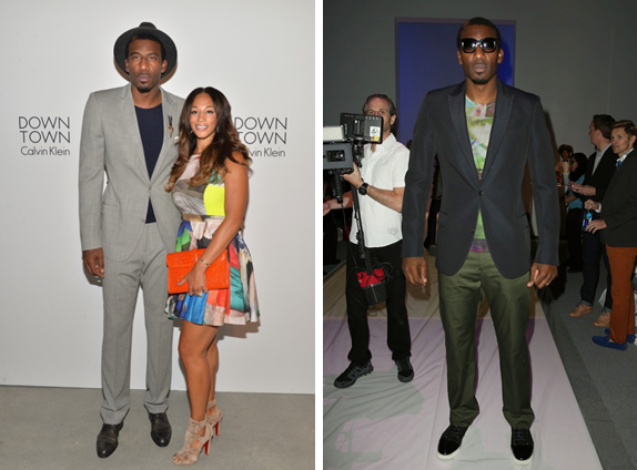 Amare-Stoudemire-NYFW-calvin-klein-collection-2013-strut-the-fashionable-mom-show-