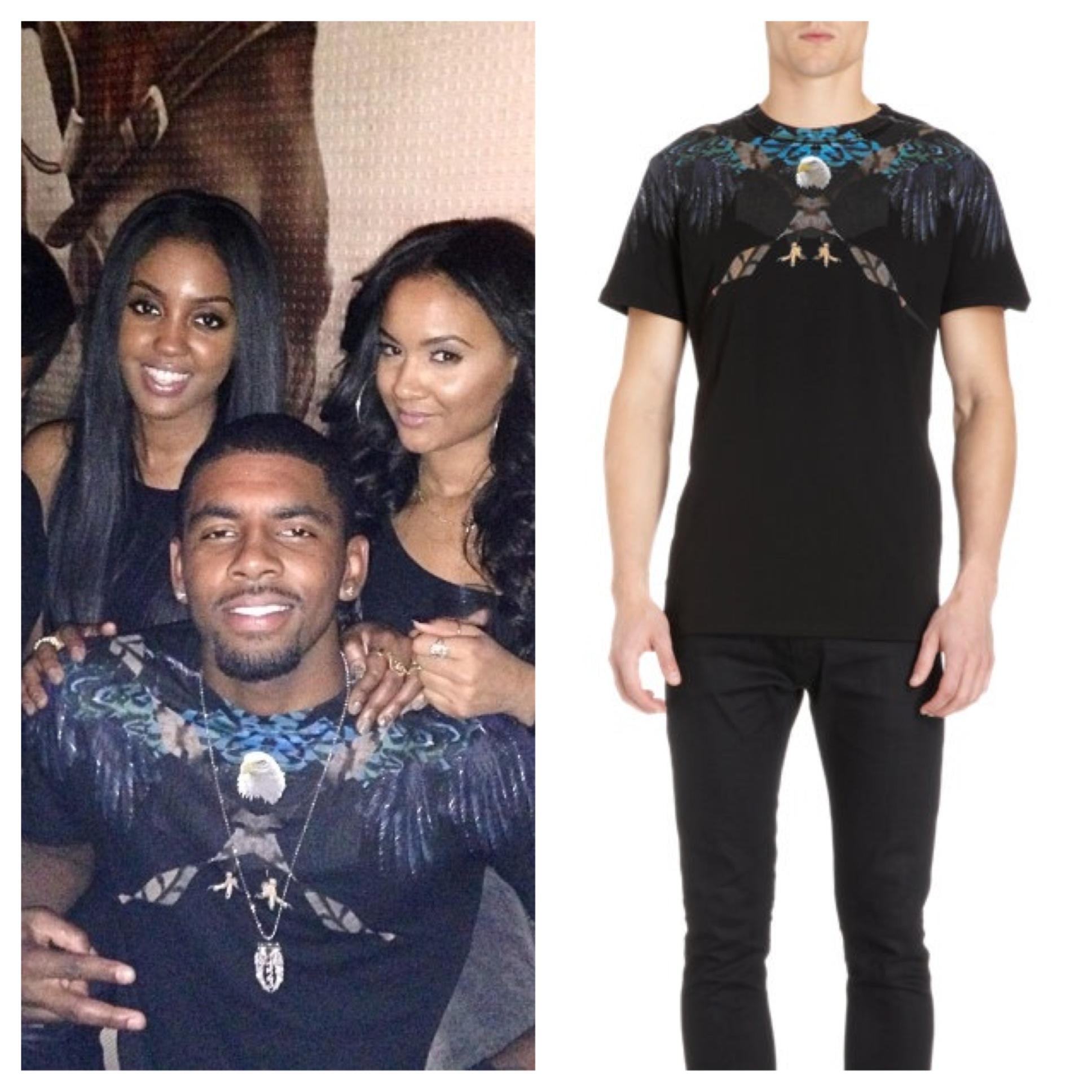 Kyrie-Irving-Marcelo-Burlon-eagle-print-t-shirt-1
