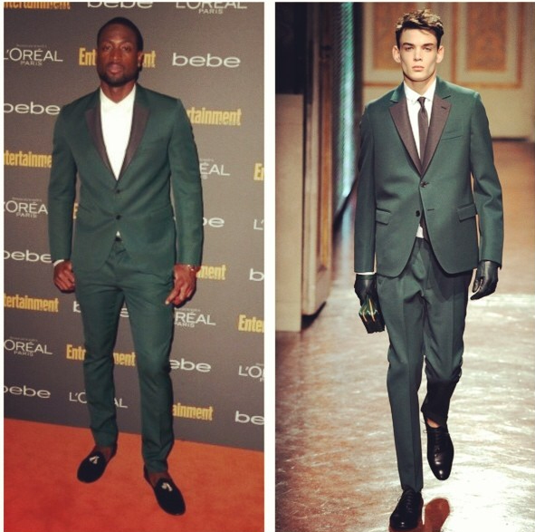 dwyane-wade-entertainment-weeklys-pre-emmy-party-Valentino-fall-2012-green-suit