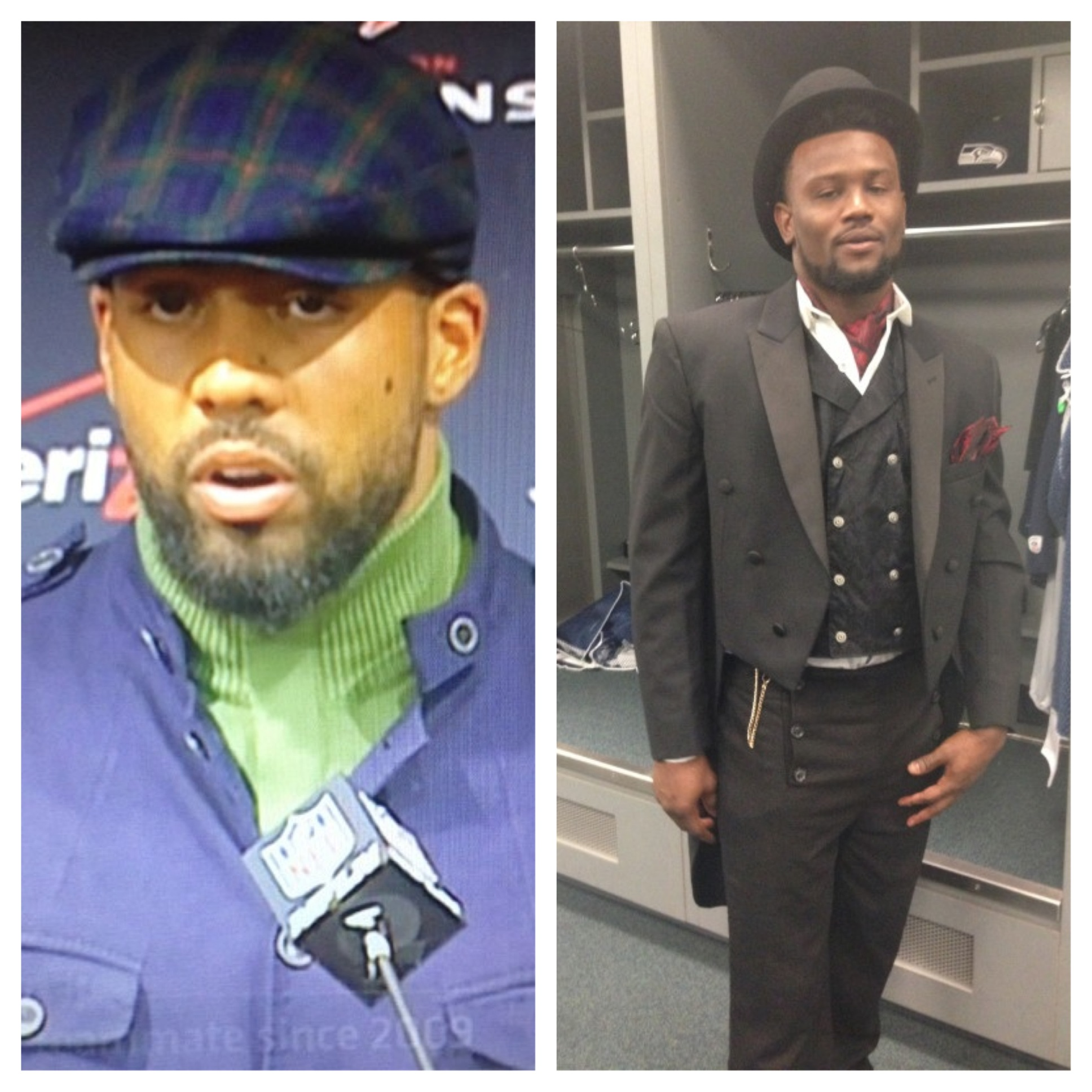 Arian-Foster-gameday-outfit-Walter-thurmond-III-gameday-outfit