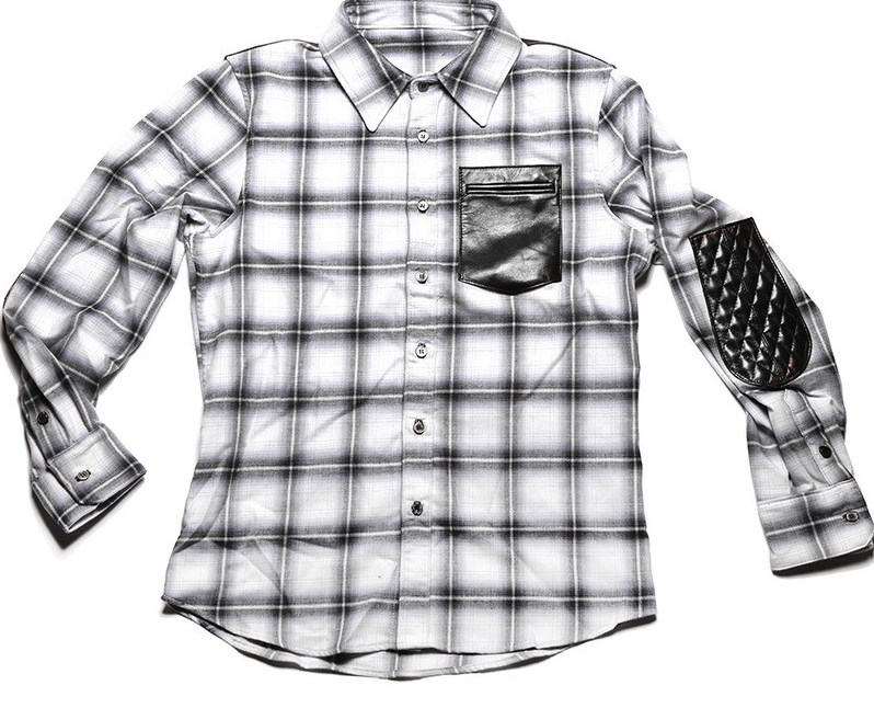 Chris-Paul-Instagram-HSTRY-clothing-Grungygentleman-flannel-shirt-1