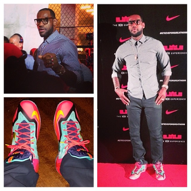 Lebron-James-Lebron-XI-launch-event