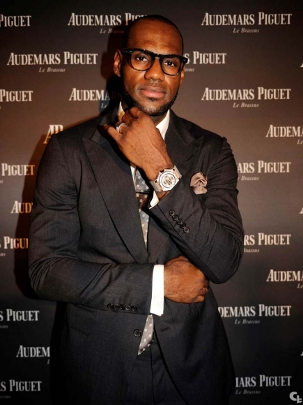 Lebron-James-limited-edition-Audemars-Piguet-watch-1