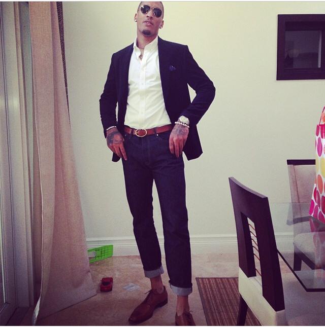 Michael-Beasley-NBA-2013-2014-season-opener-outfit