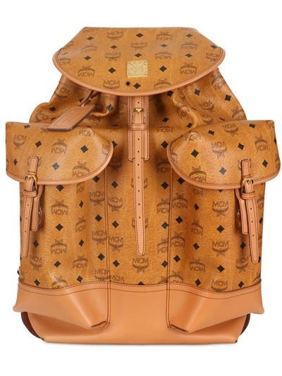Russell-Westbrook-mcm-heritage-line-medium-backpack