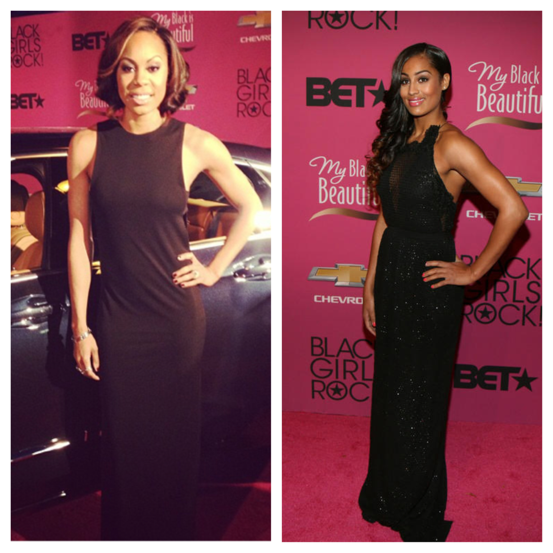 Sanya-Richards-Ross-Skylar-Diggins-2013-BET-Black-Girls-Rock-Awards