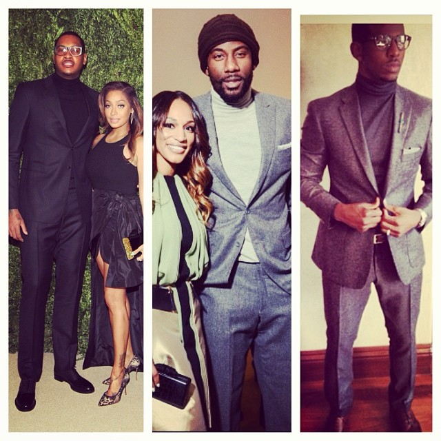 Carmelo-Anthony-Amare-stoudemire-chris-paul-instagram-turtleneck-sweater