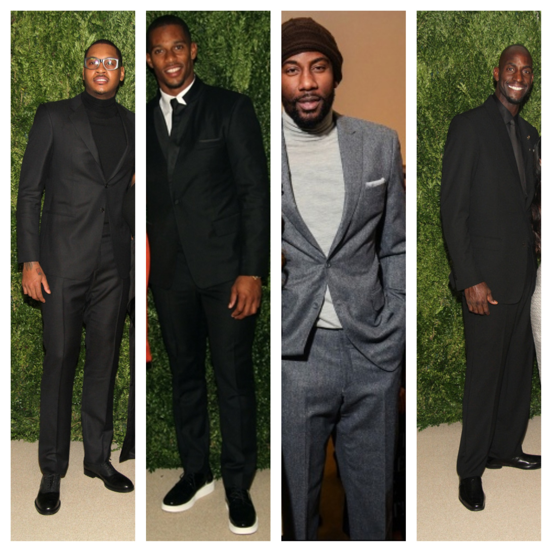 Carmelo-Anthony-Victor-Cruz-Amare-Stoudemire-Kevin-Garnett-2013-CFDA-Vogue-Fashion-Fund-awards