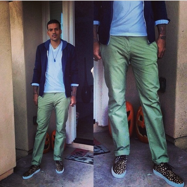 Matt-Barnes-Instagram-Game-day-outfit-del-toro-shoes-dolce-and-gabbana