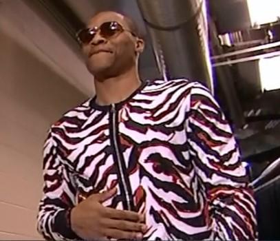Russell-Westbrook-Zebra-print-shirt-jacket