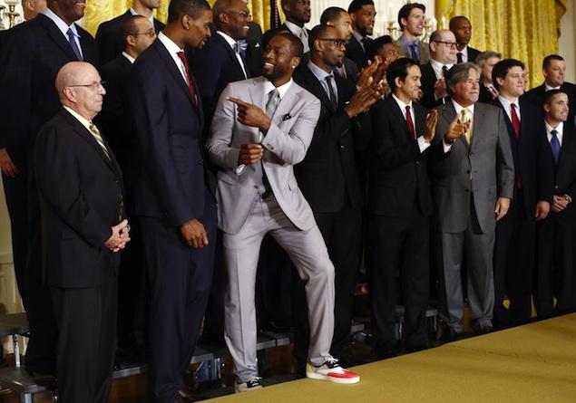 Dwyane-Wade-President-Barack-Obama-Christian-Louboutin-Golfito-Rose-Paris-Sneakers