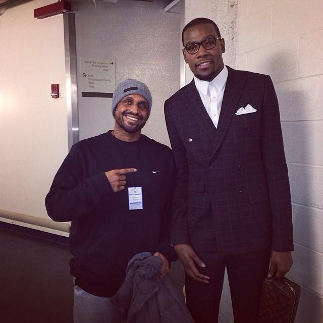STYLE: 2013 NBA Christmas Day