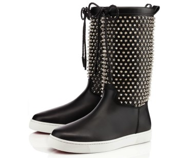christian-louboutin-naza-spikes-mens-flat-black-leather-boots