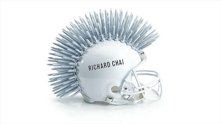 CFDA-Superbowl-NFL-helmets-Richard-Chai