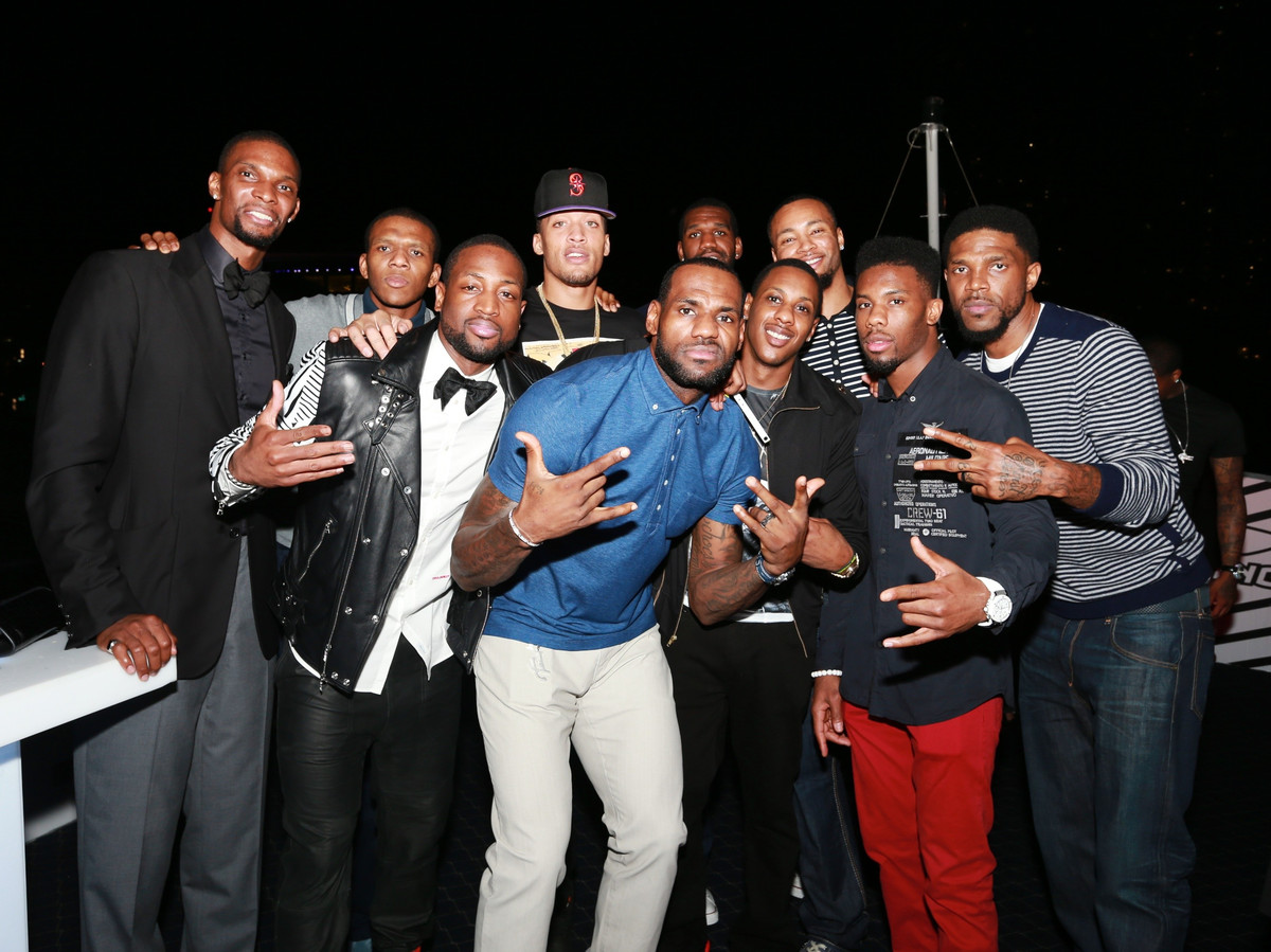 Dwyane-Wade-32nd-birthday-party
