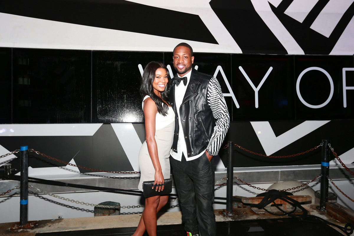 Dwyane-Wade-Gabrielle-Union-yatch-party-1