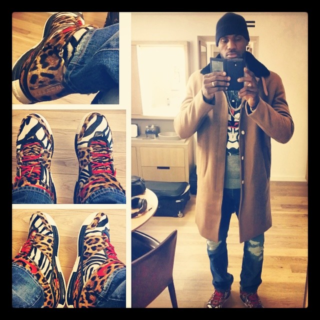 Lebron-James-Instagram-Animal-print-1-of-1-lebron-II-sneakers-